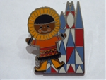 Disney Trading Pin 108568 It's A Small World - Eskimo
