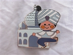 Disney Trading Pin 108577 It's A Small World - boy from India