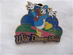 Disney Trading Pin 108588: WDW - Storybook Night Starter Set - Donald ONLY