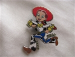 Disney Trading Pin 108596: Jessie Running