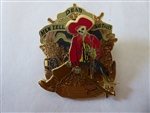 Disney Trading Pin  108601: Dead Men Tell No Tales Skeleton