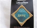 Disney Trading Pin  108606: Brave Stained Glass Logo