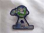 Disney Trading Pin 108608: Buzz Lightyear Lasers set to Awesome