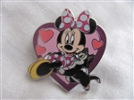 Disney Trading Pin   108609: Minnie and Figaro Heart Starter Set - One pin only
