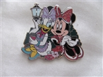 Disney Trading Pin  108619: Minnie and Daisy Listening to Music