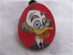 Disney Trading Pin 108627 DLR - 2015 Hidden Mickey Disney Ducks - Ludwig Von Drake