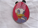 Disney Trading Pins 108629 DLR - 2015 Hidden Mickey Disney Ducks - Daisy Duck
