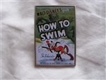 Disney Trading Pin 10867 12 Months of Magic - Movie Poster (How to Swim)