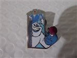 Disney Trading Pin 108714 Monsters Inc. - Starter set - Abominable Door with Snowcone Pin