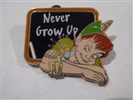 Disney Trading Pins 108782 WDW - GenEARation D - 2015 - Disney Life Lessons - Mystery Set Box - Peter Pan Only