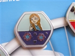 Disney Trading Pin 108875 HKDL Fun Day 2015 - Hidden Mickey Magical Ferris (Anna Only)