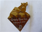 Disney Trading Pins 109174 DLR - Diamond Celebration Event - 60th - Pin Trading Board Game Grizzly River Run Completer
