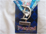 Disney Trading Pin 109192 DLR - Diamond Celebration Event - 60th - Standee D Pin