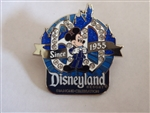 Disney Trading Pin 109196 DLR - Diamond Celebration Event - 60th - Mickey Mouse 60 Logo