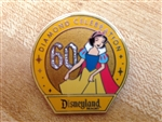 Disney Trading Pins 109295 DLR - 60th Diamond Celebration - Disney Girls Mystery Pack - Snow White