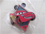Disney Trading Pin  109331 DLR - 60th Diamond Celebration - Mystery Pin Pack - Lightning McQueen