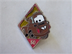 Disney Trading Pins  109342 DLR - 60th Diamond Celebration - Mystery Pin Pack - Mater