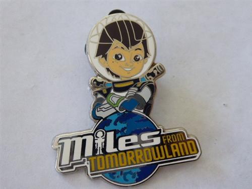 Miles Pin