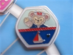 Disney Trading Pin 109363 HKDL Fun Day 2015 - Hidden Mickey Magical Ferris (ShellieMay Only)