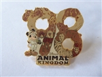 Disney Trading Pin  1094 Animal Kingdom Opening '98' Pin