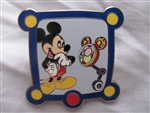 Disney Trading Pin 109477 Disney Junior - Mystery Box - Mickey & Toodles ONLY