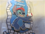Disney Trading Pin 109531 DSSH Stitch as director OE