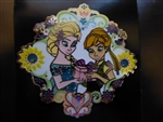 Disney Trading Pin 109576 Frozen Fever Sisters