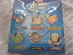 Disney Trading Pin 109600 Avengers Assemble 6 Pin Booster Pack