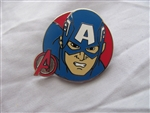 Disney Trading Pin 109601 Avengers Assemble 6 Pin Booster Pack - Captain America ONLY