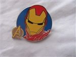 Disney Trading Pin 109603 Avengers Assemble 6 Pin Booster Pack- Iron Man ONLY