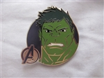 Disney Trading Pin 109604 Avengers Assemble 6 Pin Booster Pack - Hulk ONLY