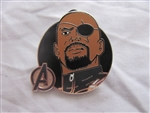 Disney Trading Pin 109605 Avengers Assemble 6 Pin Booster Pack -Nick Fury ONLY