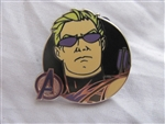 Disney Trading Pin 109606 Avengers Assemble 6 Pin Booster Pack - Hawkeye ONLY