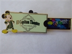 Disney Trading Pin 109607 DSSH - Inside Out VIP El Capitan Ticket Slider