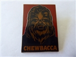 Disney Trading Pin 109628 Star Wars - Chewbacca Portrait