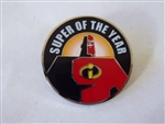 Disney Trading Pin 109816 Super of the Year