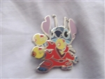 Disney Trading Pin 109850 Pleakley and Stitch Ready for action - Stitch only