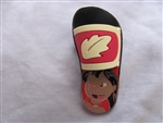 Disney Trading Pin 109861 HKDL - Sandals / Flip Flops - Lilo & Stitch (Lilo Only)