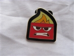 Disney Trading Pin 109866 Inside Out Booster Pack - Anger ONLY