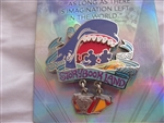 Disney Trading Pin 109875 DLR - Diamond Decades Collection: Storybook Land Canal Boats