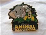 Disney Trading Pin  10988 WDW - Disney's Animal Kingdom Slider (Pluto)