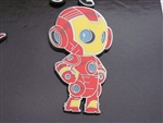 Disney Trading Pin 109942 SDCC 2015 Marvel Avengers Pin Set - Iron Man Only