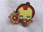 Disney Trading Pin 109952 Marvel Kawaii Art Collection Mystery Pouch - Iron Man only