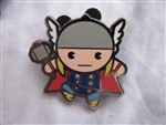 Disney Trading Pin 109953 Marvel Kawaii Art Collection Mystery Pouch - Thor only