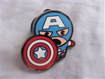 Disney Trading Pin 109954 Marvel Kawaii Art Collection Mystery Pouch - Captain America only