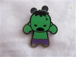 Disney Trading Pin 109956 Marvel Kawaii Art Collection Mystery Pouch - Hulk only