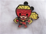 Disney Trading Pin 109958 Marvel Kawaii Art Collection Mystery Pouch - Ms Marvel only