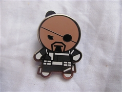 Disney Trading Pin 109959 Marvel Kawaii Art Collection Mystery Pouch - Nick Fury only