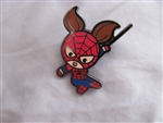 Disney Trading Pin 109960 Marvel Kawaii Art Collection Mystery Pouch - Spider Girl only
