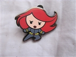 Disney Trading Pin 109963 Marvel Kawaii Art Collection Mystery Pouch - Black Widow only